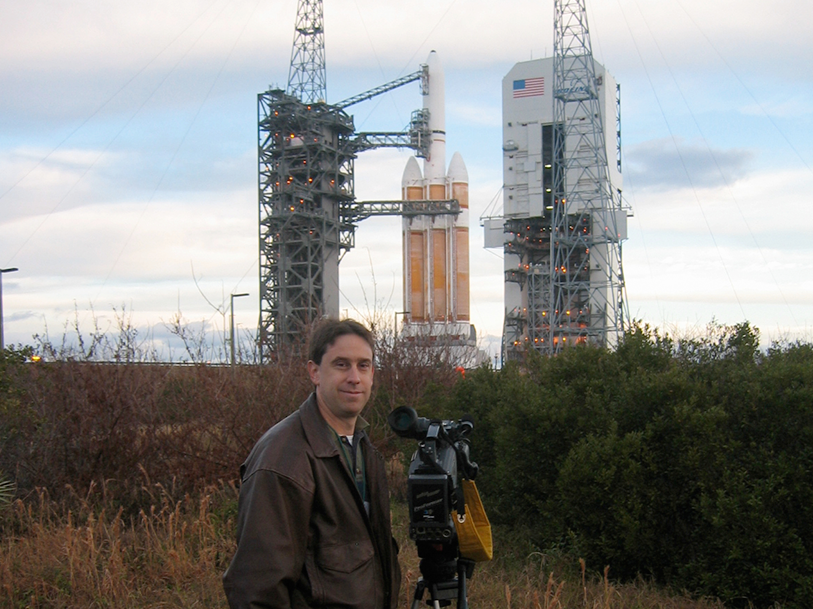 Filming a Rocket Launch at Kennedy Space Center Experience Visual Legacy Productions / tellmystory.us