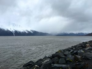 Alaska, water, tide, storm, cold, wind, rain, story, memories, tell your story, past, history, video, production