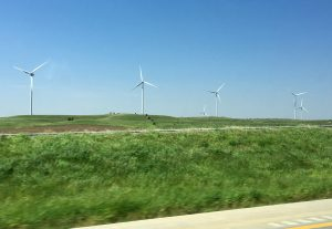 windmills, kansas, energy, wind, green, roadside, driving, scenic, story, memories, tell your story, past, history, video, production