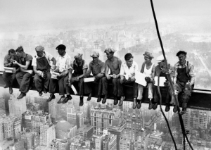 record, memories, photos, archive, public, image, picture, construction, men, old, workers, building, frame, new york, break, lunch, history, group, labor, rest, service, workmen, story, remember, observe, labor day, celebrate, achieve, blog, tell your story, Visual Legacy Productions