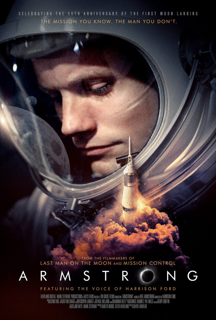 Cover of Armstrong documentary